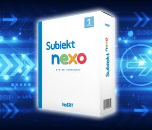 Insert nexo – następca linii programów Insert GT
