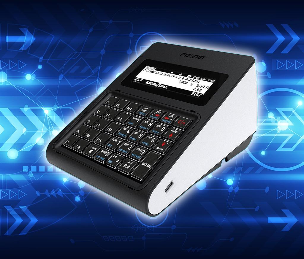 Funkcje kas fiskalnych z kopią elektroniczną