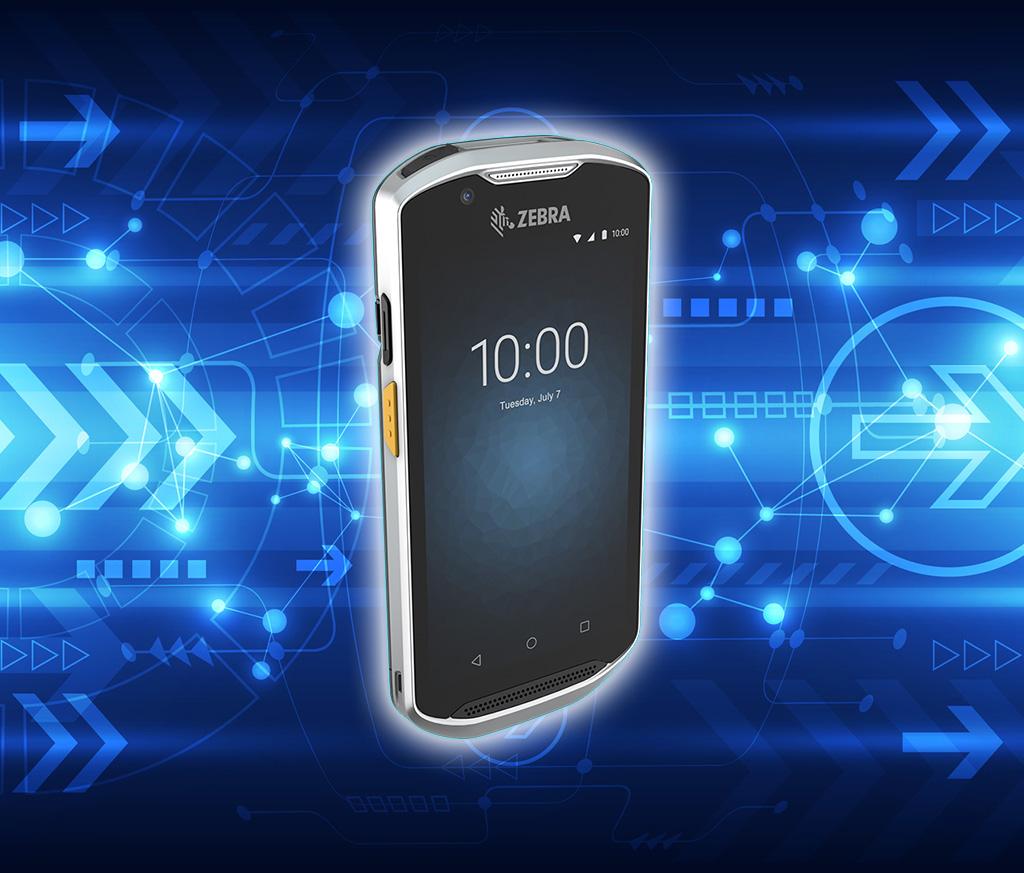Kolektor danych z ekranem dotykowym